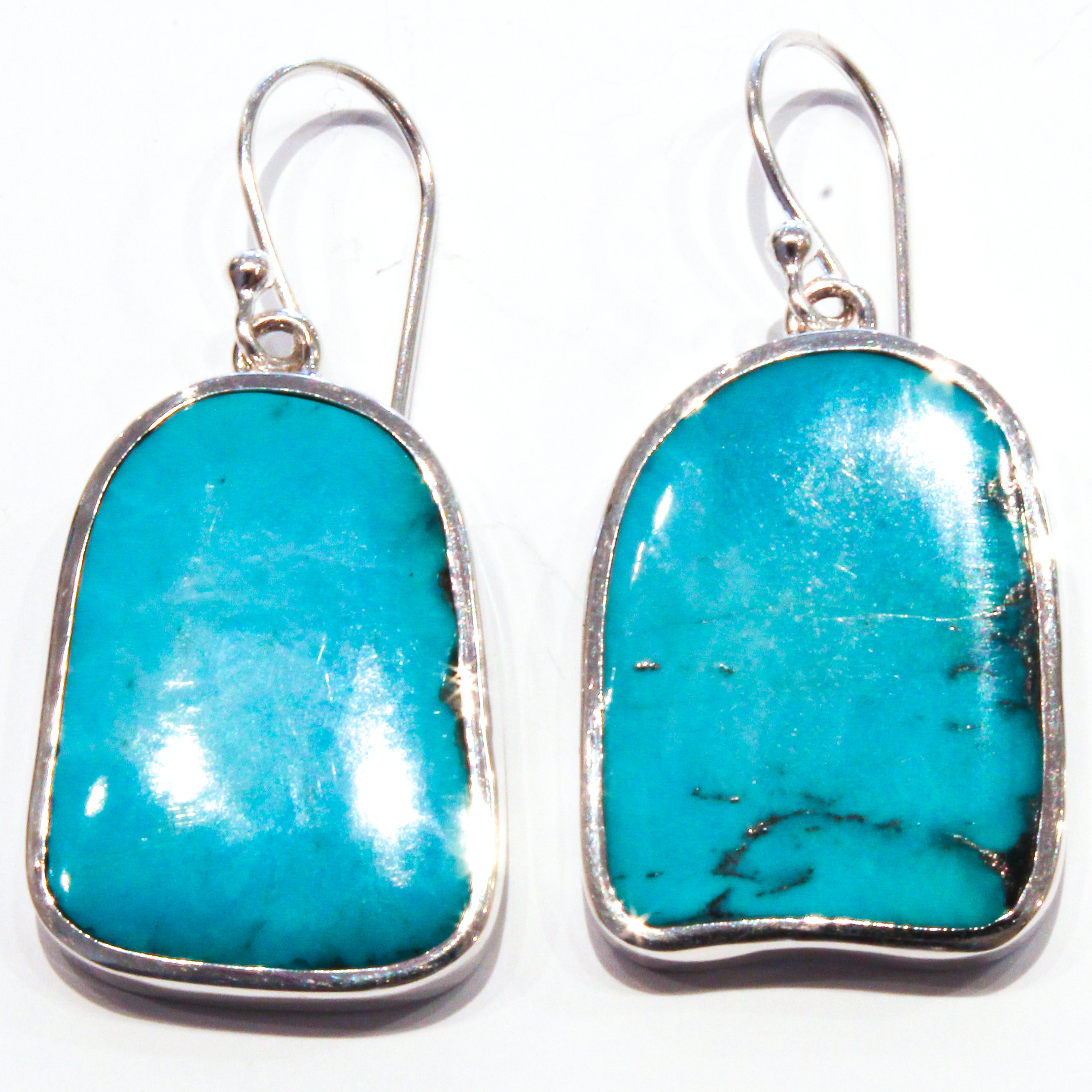 Arizona Turquoise Handmade Earrings